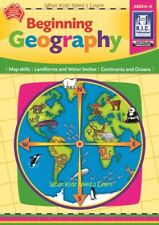 Beginning Geography ~ Years 1-3 ~ Ages 6-8 ~ AUS Curriculum ~ RIC Publications