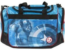 Disney Marvel Avengers Captain America Sports Bag  Mens - Blue - Size OSFA