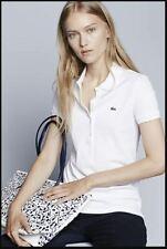Camisa Polo Piqué lacoste para mujer de algodón Talla FR40 PVP: - £ 85