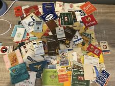 More details for lot of (120) vintage scare 1920's onwards cigarette packets cut out fronts