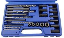 Screw Extractor Easy Out Drill and Guide Set Broken Screw Bolt Remover 2632