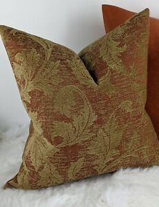"18""x18"" Italian Weave Romance John Lewis & Partners Cushion Cover Red"