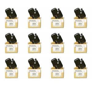 Set of 12 Mercedes-Benz B200 Bosch Ignition Coils 0221503035 0001587803