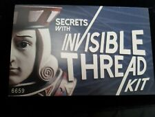 Magic Trick - Secrets With Invisible Thread  - Magic Makers - Props and DVD