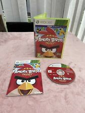 Angry Birds Trilogy Xbox 360 Complete PAL Boxed VGC