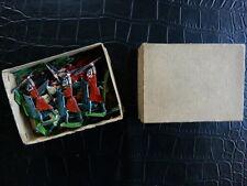 Plats d'étain Heinrichsen - Zinnfiguren - 23 soldats assyriens en boîte Lelong.