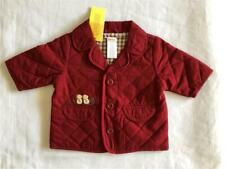 NEW Gymboree Baby Boy 0 3 HOLIDAY FRIENDS Quilted Penguin Button Up Jacket Coat