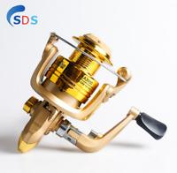 LIEYING Spinning Fishing Reels Metal Spool Smooth & Super Power Fishing Reel