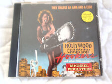 HOLLYWOOD CHAINSAW HOOKERS AND OTHER FILM SCORES BY MICHAEL PERILSTEIN CD HORROR