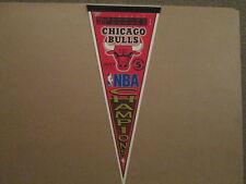NBA Chicago Bulls 1997 Vintage NBA Champions Pennant