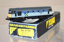 GRAHAM FARISH 0706 KIT BUILT CJM MODELS RAILFREIGHT CLASS 33 LOCO BURMA STAR mz