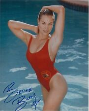 Brooke Burns Sexy Baywatch autograph 8x10 photo swim