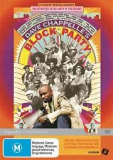 Dave Chappelle's Block Party (DVD, 2012)