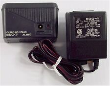 ALINCO EDC-7 Charge Stand & EDC-4 AC Adapter ++FREE SHIP!