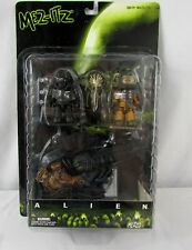 Mezco Mez-Itz Alien Series 1 Prometheus Miniature Action Figure Set - Aliens New
