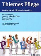 THIEMEs Pflege (großes Format): Das Lehrbuch für Pflegen... | Buch | Zustand gut