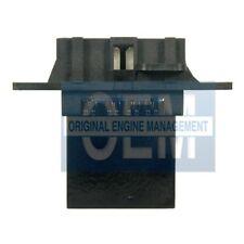 HVAC Blower Motor Resistor Original Eng Mgmt BMR22