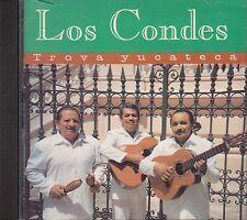 Los Condes Trova Yucateca CD Sellado