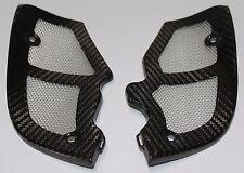 Honda CB1000R 2008-2013 Front Air Intake Cover Panels - Carbon Fiber