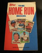 1981 Topps - The Home Run Book - Promotional Offer