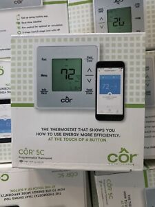 Carrier COR 5C WiFi Enabled Thermostat