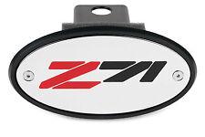 "Z71 Chrome 2"" Receiver Hitch Cover - Chevrolet Tahoe Suburban GMC Sierra"