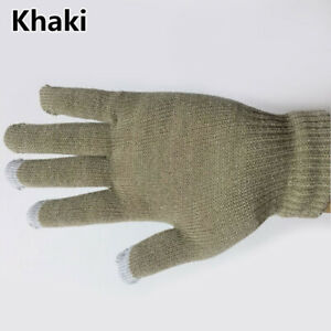 Magic Touch Screen Gloves Smart Phone Tablet Winter Knit Warmer Mittens 1Pair