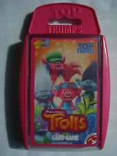 Top Trumps Trolls Cards Game by Winning Moves 2016 Complete