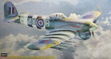 1/48 Hawker Typhoon IB Bubble Canopy Version Model Kit by Hasegawa