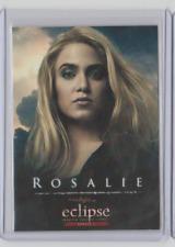 THE TWILIGHT SAGA ECLIPSE TRADING CARD Nikki Reed as Rosalie #87