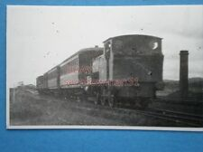 PHOTO  G&KER 0-6-0ST JUBILEE QUEEN GARSTANG 30/7/12 GARSTANG & KNOTT END RAILWAY