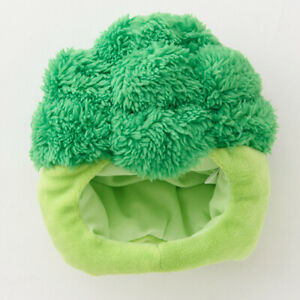 Pickles the Frog Costume for Bean Doll Plush Broccoli Hat Japan