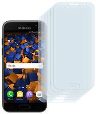 mumbi 6x Folie für Samsung Galaxy A3 (2017) Schutzfolie klar Displayschutzfolie