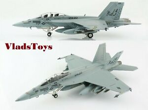 Hobby Master 1/72 F/A-18E Super Hornet Black Lions AJ201 USS George Bush HA5119