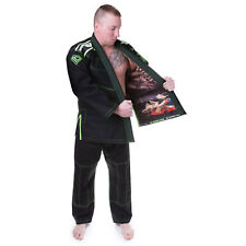 Ko Sports Gear's Black Collector Gi - Bjj Kimono and Pants - Pearl Weave