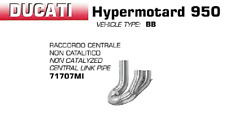 SUPPRIME-CATALYSEUR ARROW DUCATI HYPERMOTARD 950 2019 - 71707MI