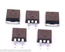 5 Pcs. IR G4BC30KD-S  IGBT D2-Pak - 600V 16A