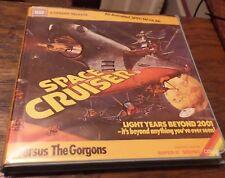 SPACE CRUISER SUPER 8 CINE FILM  SOUND for projector cult vintage cinema show