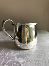 Reed And Barton Silver Plate Children's Cup 886