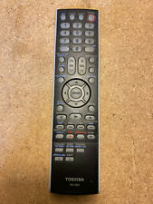 Toshiba Wc-Sb2 Tv/Dvd/Vcr Combo Remote - Cleaned and Fully Tested Free Shipping!
