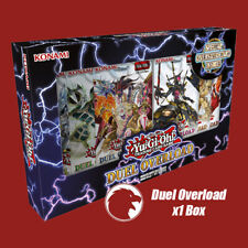 Yu-Gi-Oh! - Duel Overload - New And Sealed Box