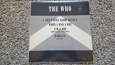 The Who - I don't even know myself/ I'm a boy  US 12'' Vinyl Maxi PROMO