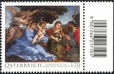 Austria 2013 Lorenzo Lotto/Art/Paintings/Madonna/Child/Artists/People 1v at1111