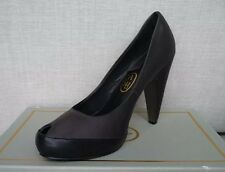 ASH Shoes heels court shoes platform heels Selfridges in grey/black UK 6 EU 39
