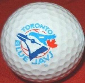 1 Dozen Callaway Mix (Toronto Blue Jays MLB Logo) Mint Golf Balls