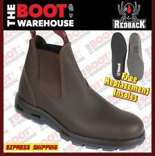 Redback Leather Boots for Men