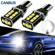 Bright White Canbus LED Bulb For Car Backup Reverse Light 912 921 T15 W16W au