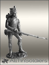 # 507 Tin 54mm Toy Figure Napoleonic Wars Flanqueur- grenadier of the Guard 1813