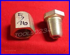 """Safe-Line Clamp For 5/16"""" Wire Rope Cable Fitting Cadmium Finish"""