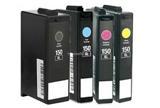 4pk #150 XL BCMY Ink for Lexmark S315 S415 S515